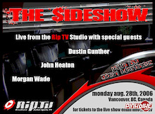 "Talk Show – ""The Side Show"":"