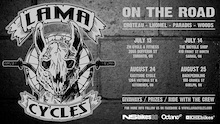 LamaCycles On The Road 2013