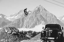 Crankworx Les Deux Alpes - iXS Slopestyle Practice