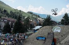 LIVE NOW: iXS Slopestyle Finals - Crankworx Les Deux Alpes