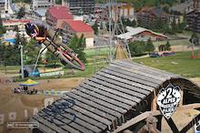 Brandon Semenuk Wins Crankworx Les Deux Alpes Slopestyle