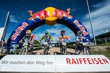 MTB Festival Leibstadt 2013 - Big Fourcross Festival in Switzerland