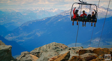 Top Of The World Opens at Whistler Mountain Bike Park