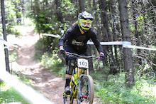 2013 - Canadian Downhill Mountain Bike Championships at Panorama
