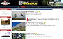 Pinkbike Announces Local News Feature