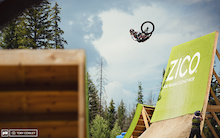 Colorado Freeride Festival Day 2 - Slopestyle Practice and Qualifying