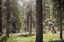 Colorado Freeride Festival Day 3 - Enduro Stages 3 and 4