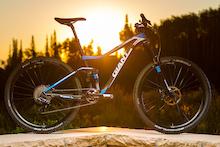 650B For Giant's 2014 Elite-Level Mountain Bikes
