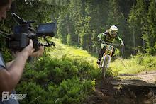 Video: Team Infocus - Andi Tillmann Rides Schladming