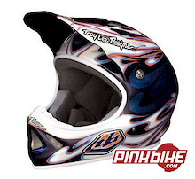 A quick look at 2007 TLD D2 Helmets and Graphics!