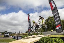 DMR Bikes Duel at Goodwood Race Circuit