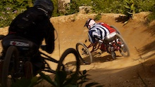 Video: Handbike in the Bikepark