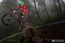 Training Day - Mont St Anne World Cup