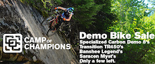 COC Annual Demo Bike Blow Out Sale