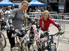 Crankworx 2013: Women on Bikes