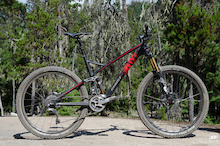 First Look: Ghost Bikes AMR Riot 9