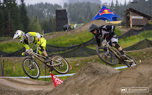 Giant Dual Slalom Photo Epic - Crankworx 2014