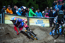 Video: Giant Dual Slalom - Crankworx Whistler 2013