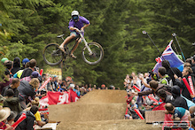 Crankworx Whistler 2013 - Look Back at all the Action