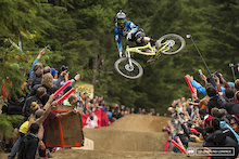 Eliot Jackson is Back and Joins Bernard Kerr and Micayla Gatto - Pivot's DH World Cup Team