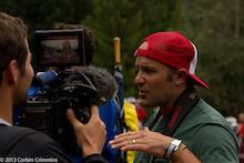 Sven Martin Shoots Crankworx Whistler