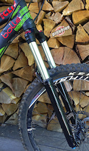 Prototype Manitou All-Mountain Fork - First Look