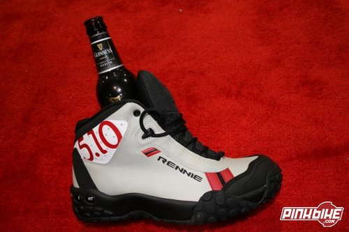 Yes this is the 2007 Rennie Pro model from Five Ten
