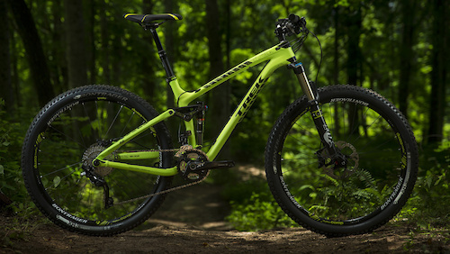 Trek Fuel EX 27.5 FOX RE:active shock testing 