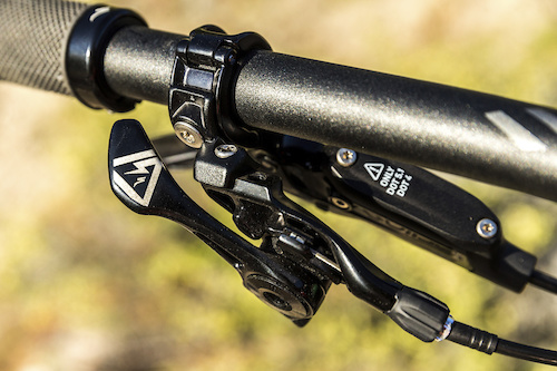 Specialized SRL dropper lever, 2015