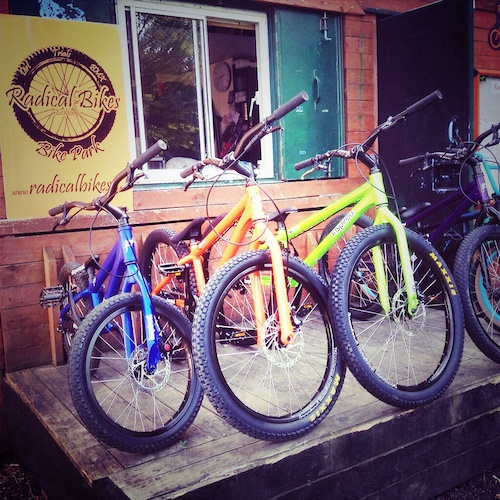 Try before you buy Inspired bikes in stock now