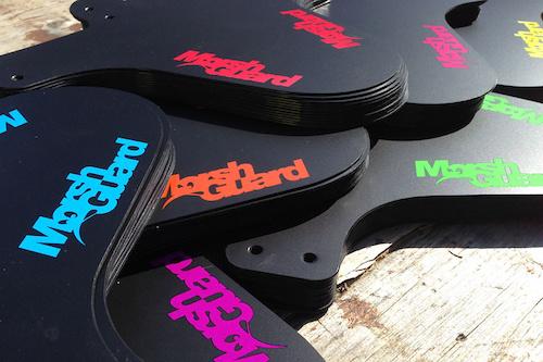 0 Coloured MarshGuard