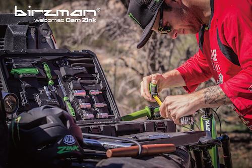 Cam Zink joins Birzman