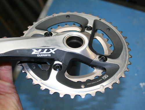 2014 XTR 2x10 Race crank 28/40 175mm, great condition