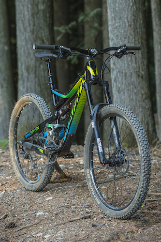 Devinci Spartan RC review test Clayton Racicot Photography CRP