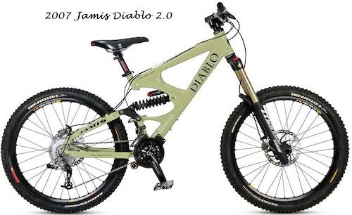2007 Jamis Diablo 2.0