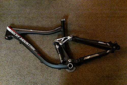 2012 Rocky Mountain Slayer 70 FRAME NEW