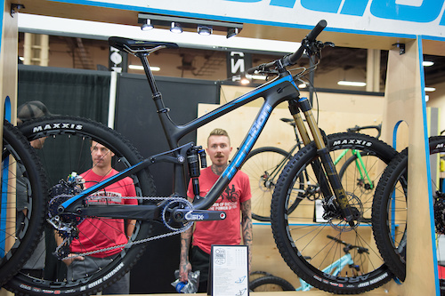 Transition Patrol Carbon. Photo bombed by Duncan Riffle.