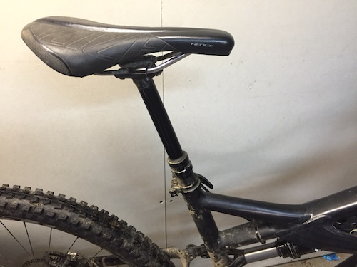 2014 Specialized enduro 29 with roval carbon wheels