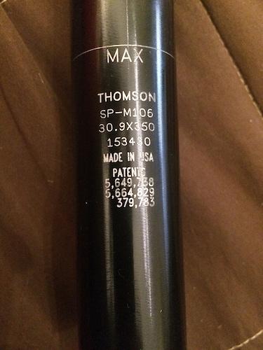 2016 Thomson Masterpiece post 30.9 x 350