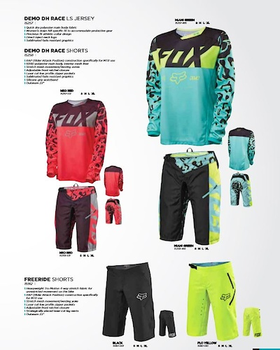 Fox Launches Women s DH Line of Clothing - Video - Pinkbike 32eb06c11