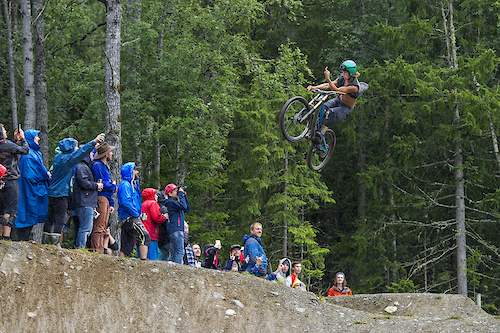Andreas Vold is a true freerider