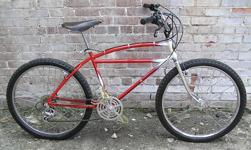Schwinn Excelsior mountain bike