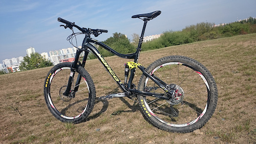 2013 Norco Sight LE - custom