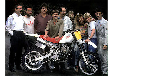 The ATK manufacturing crew