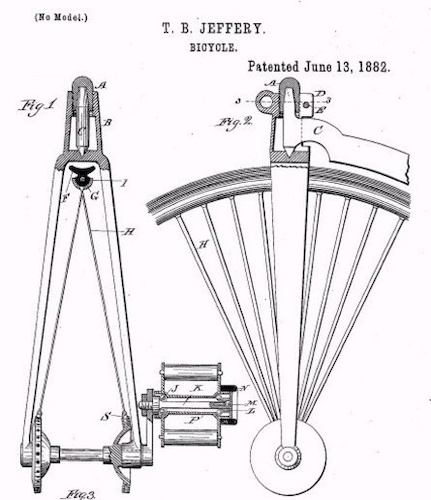 Thomas Jeffrey patent drawing