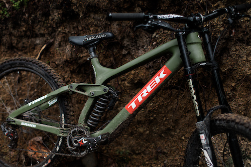 Brandon Semenuk Revel Co. Trek C3 Project