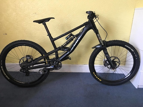 2015 canyon torque dhx for sale