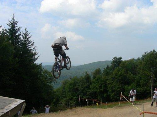 West Ridge Road Gap