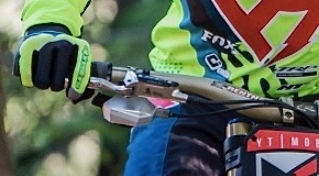 Aaron Gwin s Box Components shifter