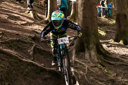 Onza Tyres Mini Downhill 2018